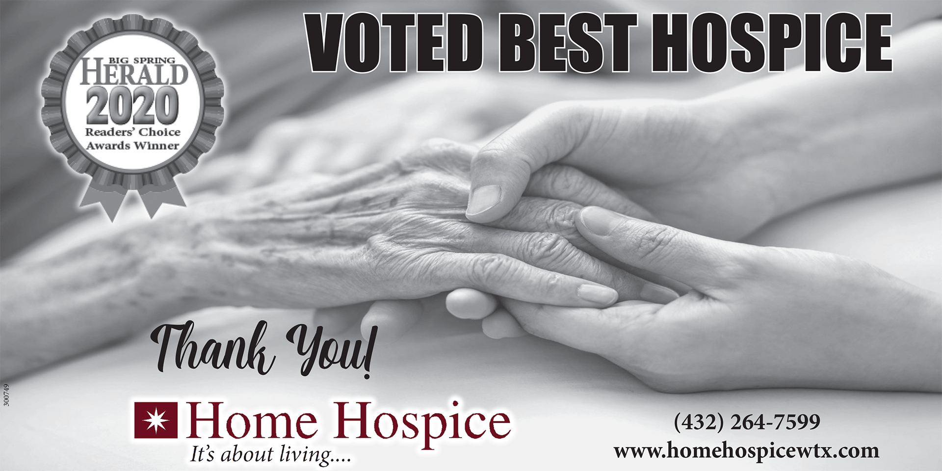 voted best hospice